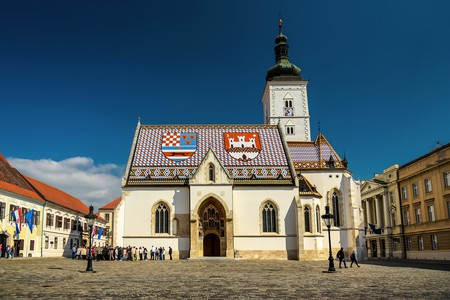 St Mark's, Zagreb   © Jorge Franganillo/Flickr