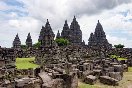 Prambanan Temple | © Xiquinho Silva/ Flickr