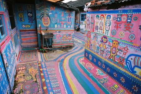 Rainbow Village   © chia ying yang/Flickr