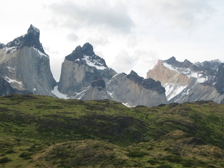 os Cuernos Torres del Paine © Hector Garcia / flickr