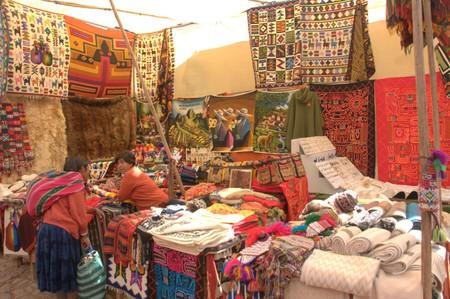 Peruvian Mercado | © Brian Ralphs/Flickr
