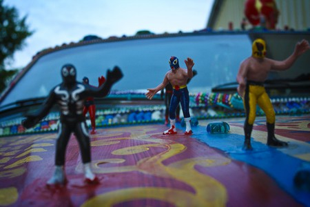 Lucha Libre | © Derek Key/Flickr