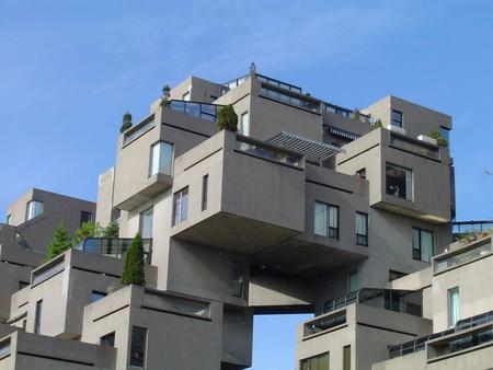 Habitat 67, Montreal    © jean hambourg / Flickr