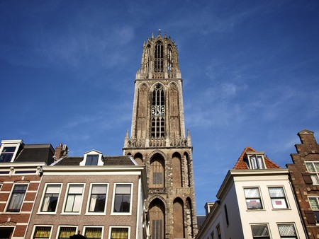 Utrecht's iconic Dom Tower | © E. Dronkert / Flickr