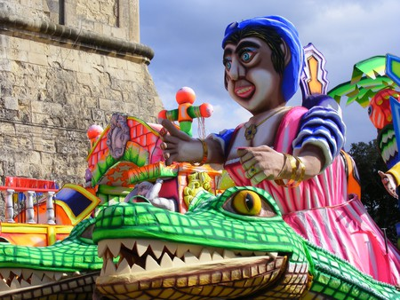 Maltese Carnival | © Michael/Flickr