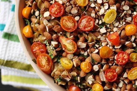 Vegetarian Food | © Stacey Spensley /Flickr