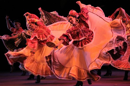 Mexican Ballet | © Monica PC / Flickr