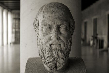 Bust of Herodotus, father of History    © Bradley Weber / Flick