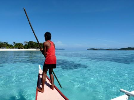Island hopping in Coron, Palawan | © Allan Ascaño/Flickr
