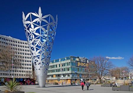 The Chalice, Christchurch, New Zealand | © Bernard Spragg/Flickr