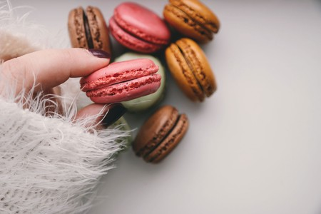 The macarons at Belle's Patisserie are a must-try