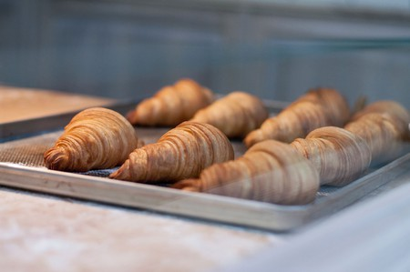 This French-style bakery serves a plethora of treats