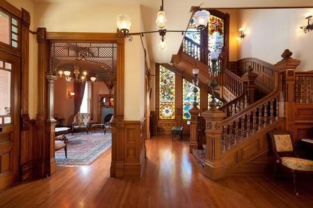 Inside the Britt Scripps House | © JDHRosewater, MLS / Flickr