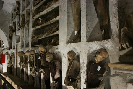 Catacombe dei Cappuccini©Juan Antonio Segal:Flickr