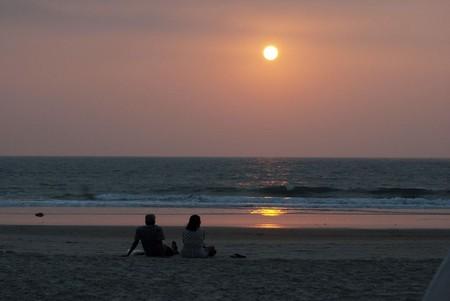 Sunset in Goa | © PublicDomainPictures / pixabay