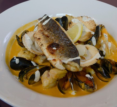 Mussel Inn Seafood Restaurant, Glasgow