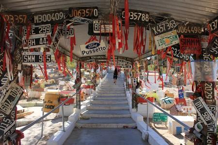 The crazy shrine to La Difunta Correa in San Juan, Argentina | © Javier Romero/Flickr