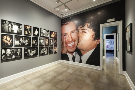 Mario Testino's work in MATE Museum © MATE