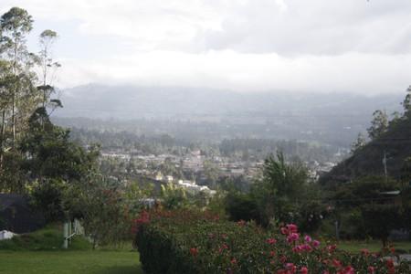 Parks in Ibarra. Carolina Loza Leon
