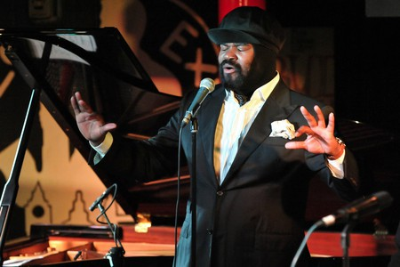 Gregory Porter at Pizza Express | Courtesy of Pizza Express