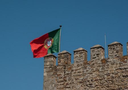 Flag of Portugal | ©jackmac34 / Pixabay