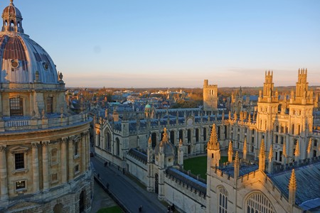 Radcliffe Camera, Oxford   © Tejvan Pettinger/Flickr