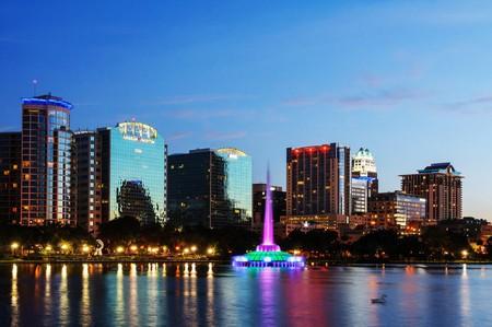 Lake Eola Park | © Courtesy City of Orlando