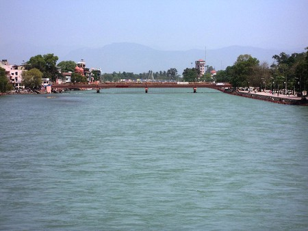 River Ganges at Haridwar | © Stuti / Wikimedia Commons