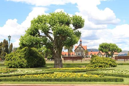 Rotorua Government Gardens   © reginaspics/Pixabay