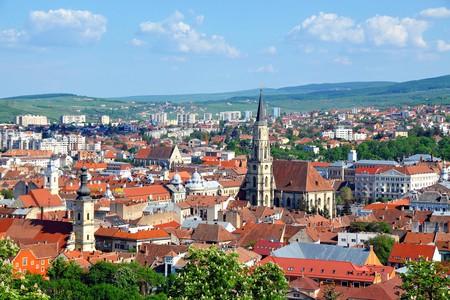 Cluj-Napoca cityscape  | © Dennis Jarvis / Flickr