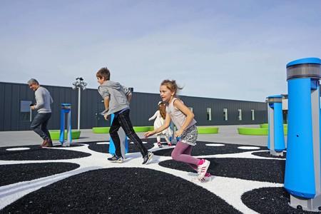 Interactive Rooftop | © Anders Bruun, courtesy of Experimentarium