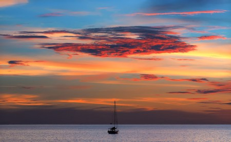 Sail away into the sunset ©phucket@photography.net/Flickr