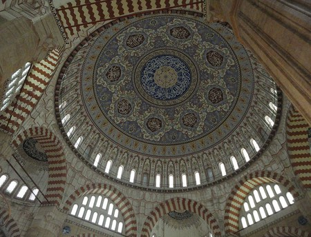Selimiye Mosque Dome