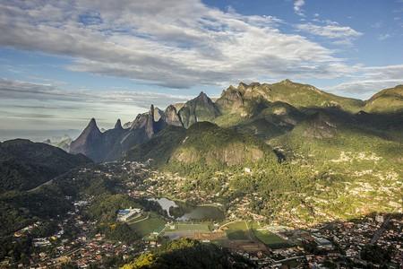 Serra dos Órgãos national park |© Shooterb9/WikiCommons