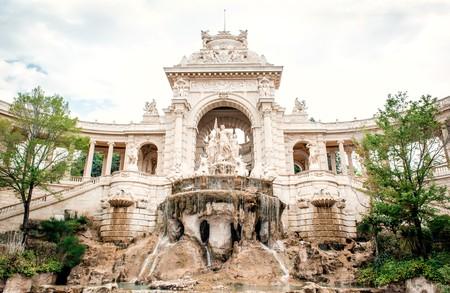 The Palais Longchamp