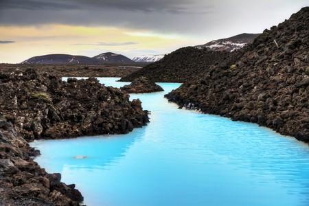 Geothermal springs, Iceland | © Dennis van de Water/Shutterstock