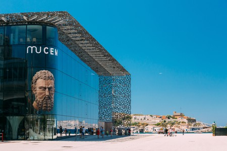 The Museum of European and Mediterranean Civilisations in Marseille | © Grisha Bruev/Shutterstock