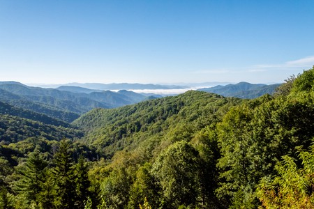Great Smoky Mountains National Park | © dconvertini / Flickr