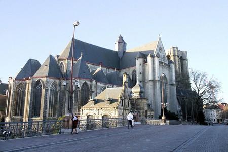 St. Michael's Church, Ghent