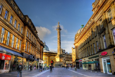 The Monument, Grainger Street | © firmatography/Flickr