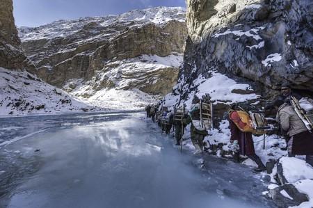Chadar Trek, India | Manish Lakhani, from Wanderlust, © Gestalten 2017