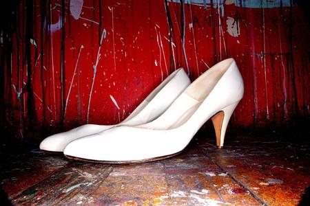 White Vintage Shoes | © Free Photos / Pixabay