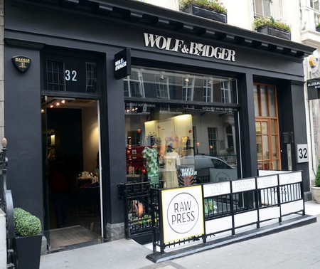Wold & Badger | Image Courtesy of Wolf & Badger