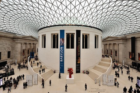 Inside the British Museum | By Eric Pouhier
