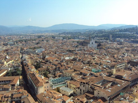 Florence From The Top| ©Alboholic/WikiCommons