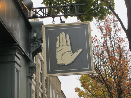 At the sign of the Myddleton Arms | © Matt Brown/Flickr