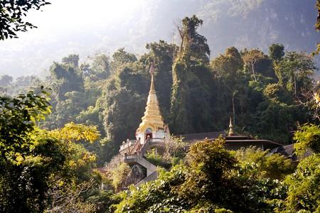 Wat Tham Pha Plong | © Andrea Schaffer/Flickr