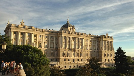 Madrid's Royal Palace|©Eric Titcombe/Flickr