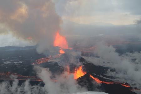 Bárðarbunga volcano | © Peterhartree/Flickr