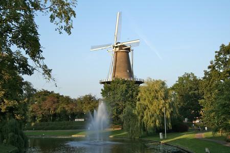 De Valk Windmill | © Ricardo Liberato / Flickr